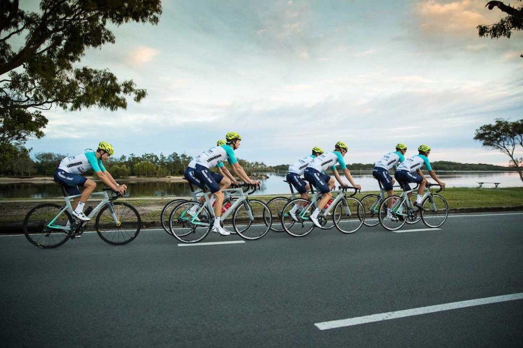 The Australian Cycling Academy