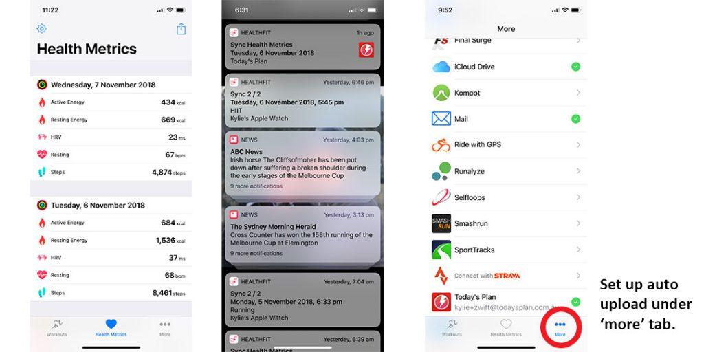 App Screen Shots