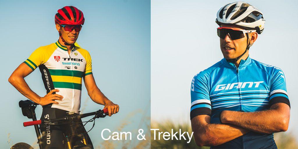 Cam & Trekky